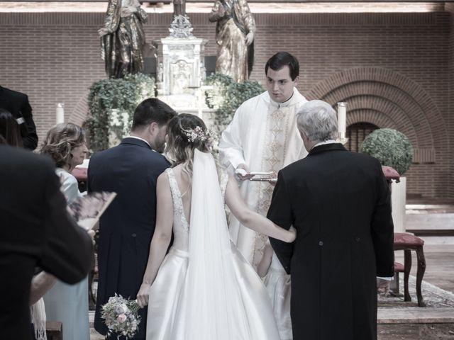 La boda de Paco y Lucia en Madrid, Madrid 21