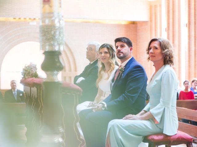 La boda de Paco y Lucia en Madrid, Madrid 24