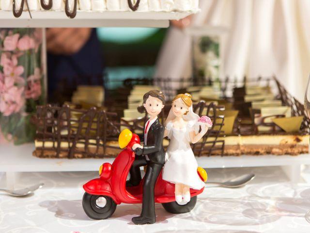 La boda de Paco y Lucia en Madrid, Madrid 38