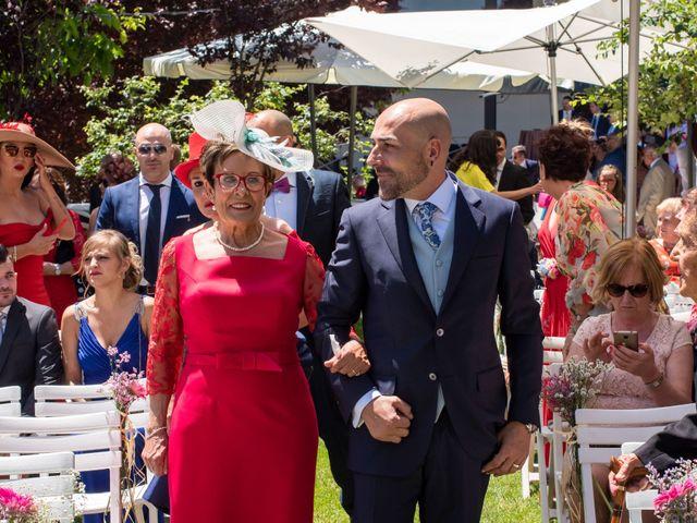 La boda de Carlos y Ana en Cuenca, Cuenca 13