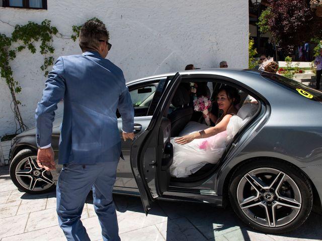 La boda de Carlos y Ana en Cuenca, Cuenca 14