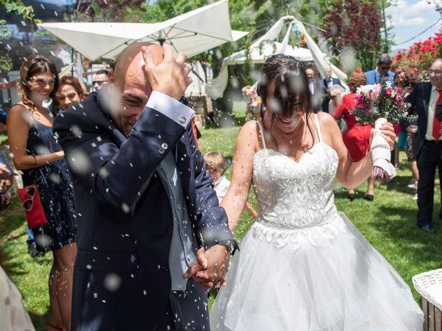 La boda de Carlos y Ana en Cuenca, Cuenca 18