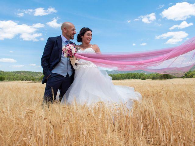 La boda de Carlos y Ana en Cuenca, Cuenca 2