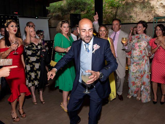 La boda de Carlos y Ana en Cuenca, Cuenca 25