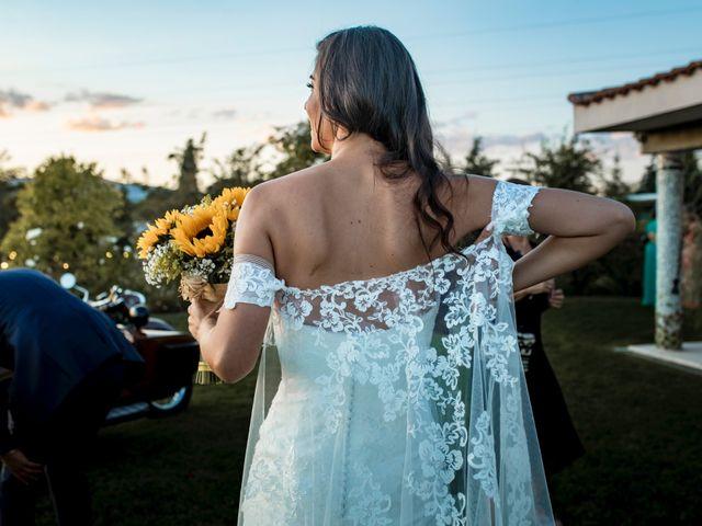 La boda de Manuel y Cristina en San Agustin De Guadalix, Madrid 3