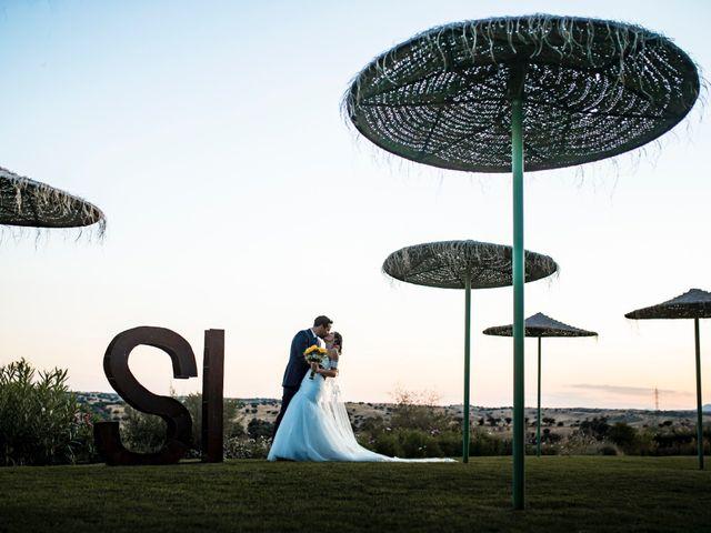 La boda de Manuel y Cristina en San Agustin De Guadalix, Madrid 7