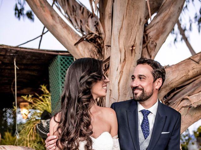 La boda de Manuel y Cristina en San Agustin De Guadalix, Madrid 9