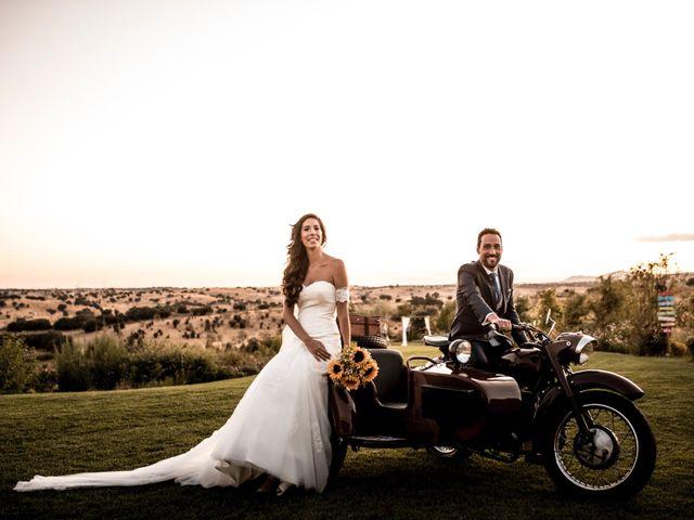 La boda de Manuel y Cristina en San Agustin De Guadalix, Madrid 12