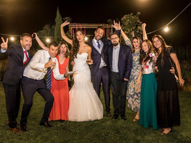 La boda de Manuel y Cristina en San Agustin De Guadalix, Madrid 21