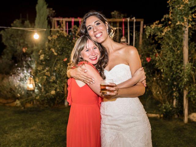 La boda de Manuel y Cristina en San Agustin De Guadalix, Madrid 22