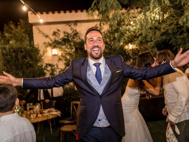 La boda de Manuel y Cristina en San Agustin De Guadalix, Madrid 23