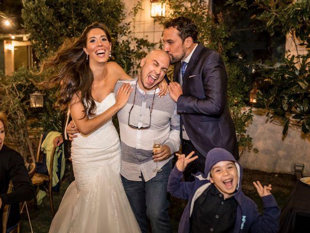 La boda de Manuel y Cristina en San Agustin De Guadalix, Madrid 25