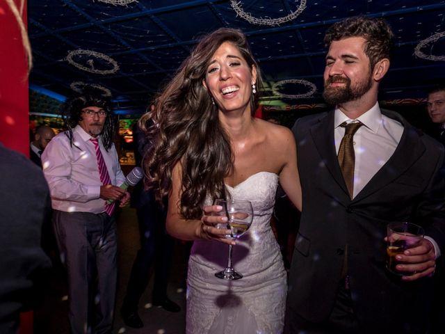 La boda de Manuel y Cristina en San Agustin De Guadalix, Madrid 43