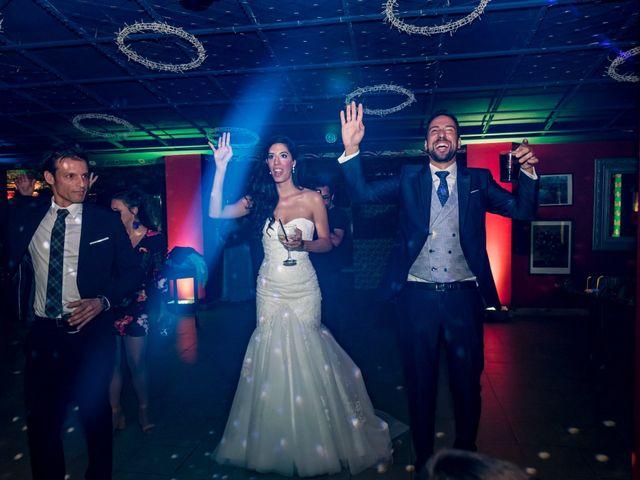 La boda de Manuel y Cristina en San Agustin De Guadalix, Madrid 44