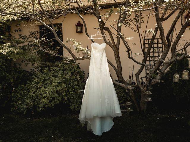 La boda de Manuel y Cristina en San Agustin De Guadalix, Madrid 46