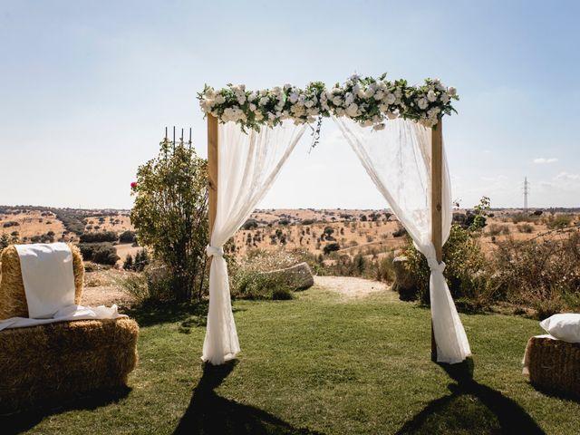 La boda de Manuel y Cristina en San Agustin De Guadalix, Madrid 51