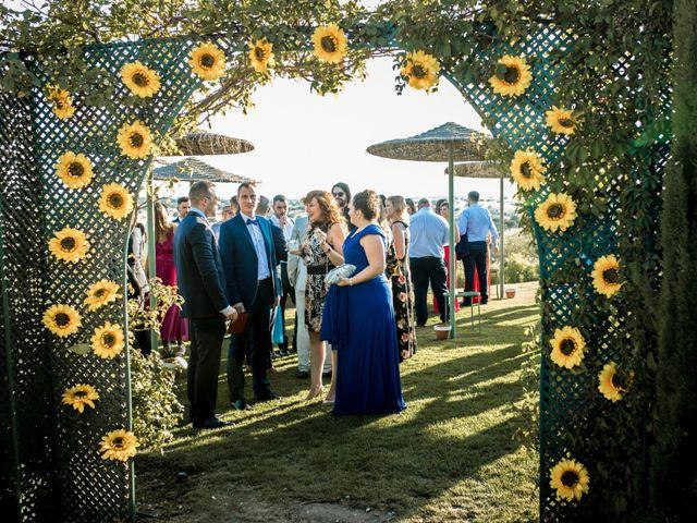 La boda de Manuel y Cristina en San Agustin De Guadalix, Madrid 95