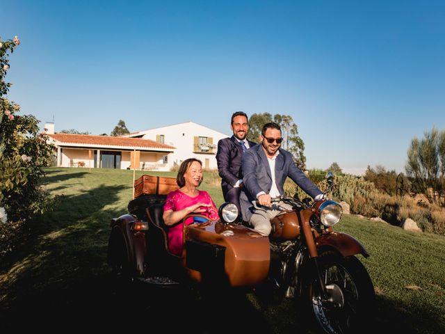 La boda de Manuel y Cristina en San Agustin De Guadalix, Madrid 100
