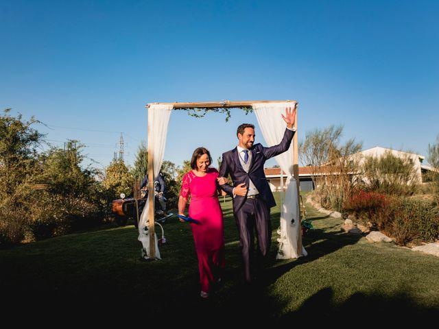 La boda de Manuel y Cristina en San Agustin De Guadalix, Madrid 101