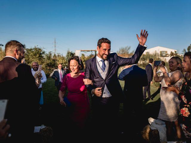 La boda de Manuel y Cristina en San Agustin De Guadalix, Madrid 103