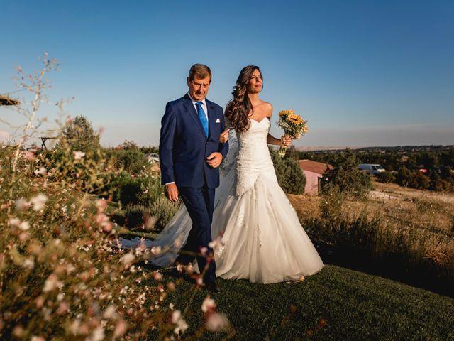 La boda de Manuel y Cristina en San Agustin De Guadalix, Madrid 105
