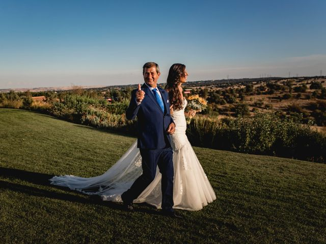 La boda de Manuel y Cristina en San Agustin De Guadalix, Madrid 106