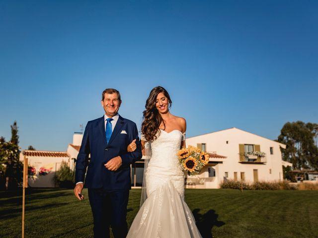 La boda de Manuel y Cristina en San Agustin De Guadalix, Madrid 107