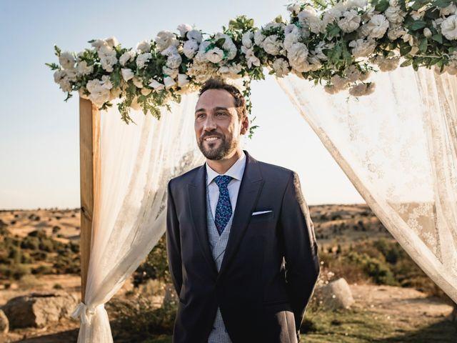 La boda de Manuel y Cristina en San Agustin De Guadalix, Madrid 109