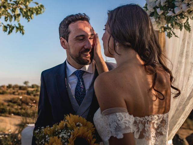La boda de Manuel y Cristina en San Agustin De Guadalix, Madrid 113
