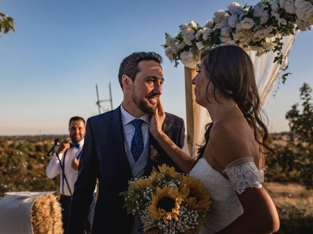 La boda de Manuel y Cristina en San Agustin De Guadalix, Madrid 114