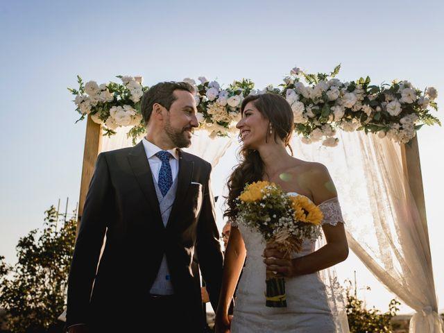 La boda de Manuel y Cristina en San Agustin De Guadalix, Madrid 115