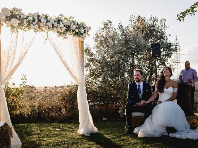La boda de Manuel y Cristina en San Agustin De Guadalix, Madrid 116