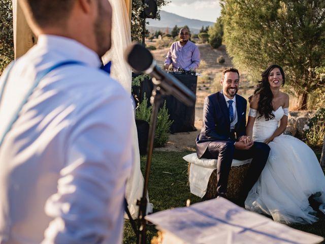 La boda de Manuel y Cristina en San Agustin De Guadalix, Madrid 117