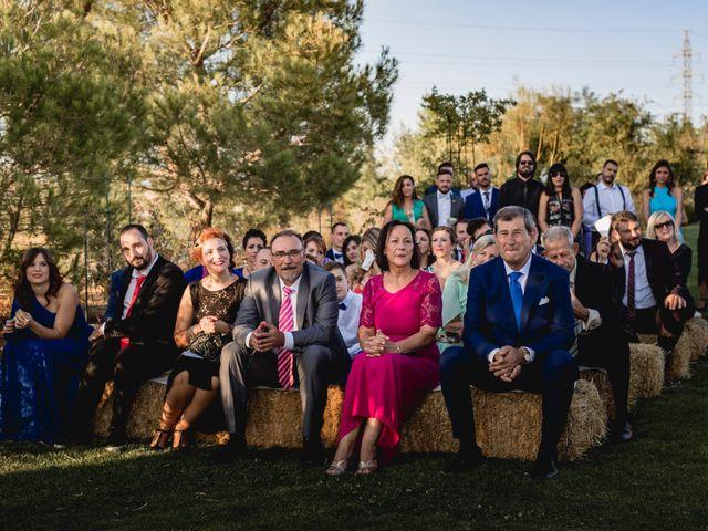 La boda de Manuel y Cristina en San Agustin De Guadalix, Madrid 119