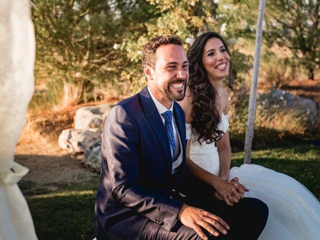 La boda de Manuel y Cristina en San Agustin De Guadalix, Madrid 120