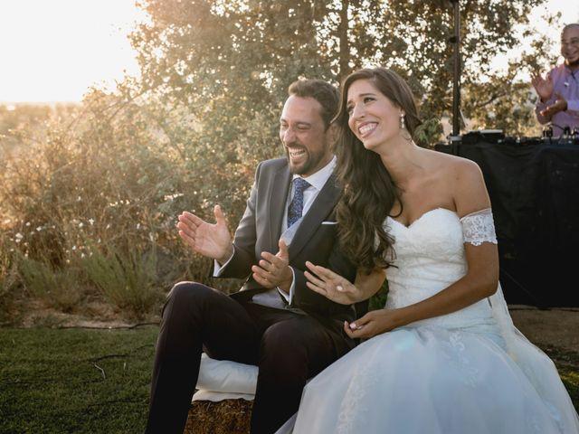 La boda de Manuel y Cristina en San Agustin De Guadalix, Madrid 123