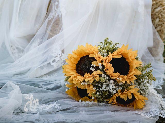 La boda de Manuel y Cristina en San Agustin De Guadalix, Madrid 124