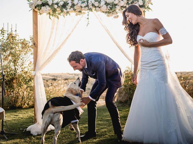 La boda de Manuel y Cristina en San Agustin De Guadalix, Madrid 127