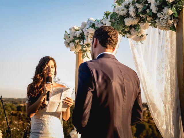 La boda de Manuel y Cristina en San Agustin De Guadalix, Madrid 132