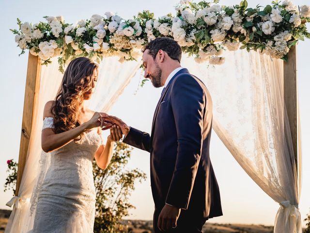 La boda de Manuel y Cristina en San Agustin De Guadalix, Madrid 133