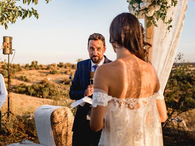 La boda de Manuel y Cristina en San Agustin De Guadalix, Madrid 134