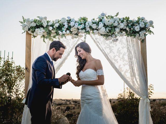 La boda de Manuel y Cristina en San Agustin De Guadalix, Madrid 135