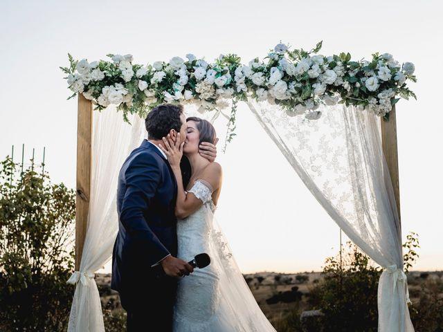 La boda de Manuel y Cristina en San Agustin De Guadalix, Madrid 136