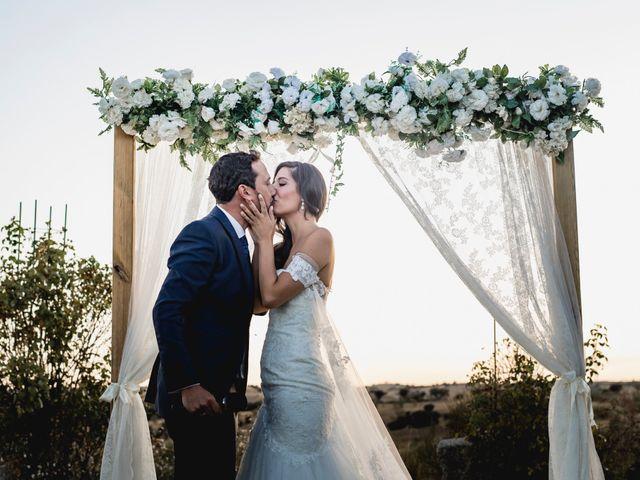 La boda de Manuel y Cristina en San Agustin De Guadalix, Madrid 137