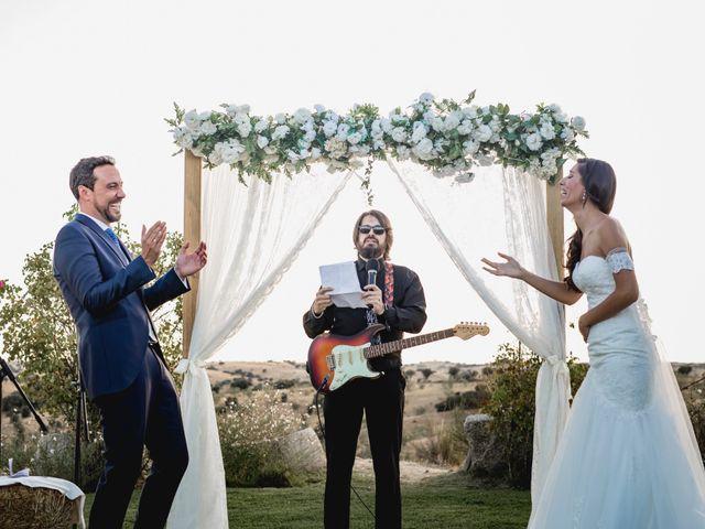 La boda de Manuel y Cristina en San Agustin De Guadalix, Madrid 138