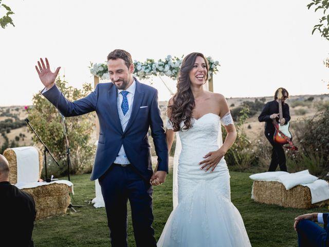 La boda de Manuel y Cristina en San Agustin De Guadalix, Madrid 139