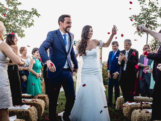 La boda de Manuel y Cristina en San Agustin De Guadalix, Madrid 140