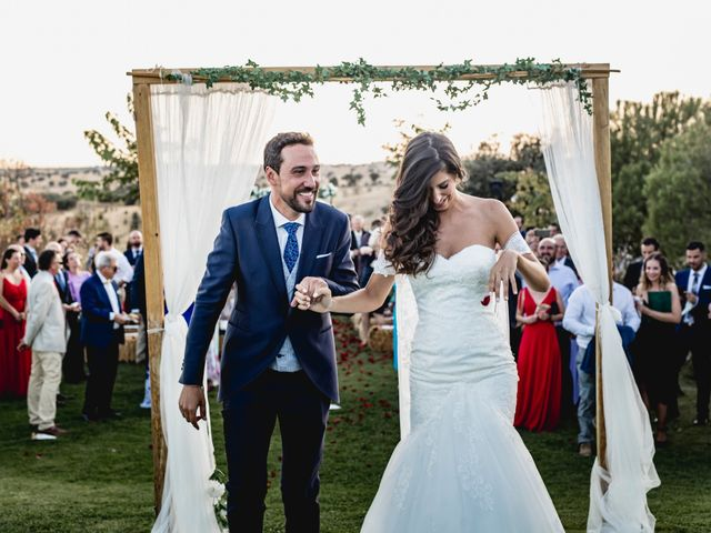 La boda de Manuel y Cristina en San Agustin De Guadalix, Madrid 142