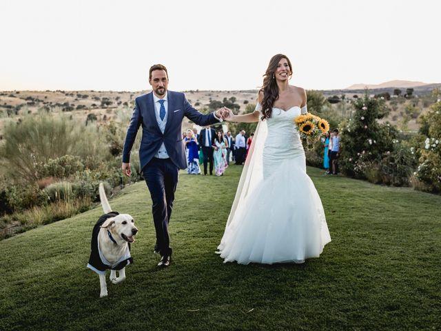 La boda de Manuel y Cristina en San Agustin De Guadalix, Madrid 143
