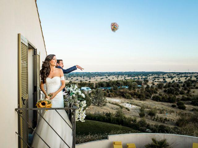 La boda de Manuel y Cristina en San Agustin De Guadalix, Madrid 144